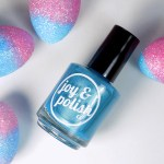 Joy & Polish Co Just Blue-tiful Swatch & Review