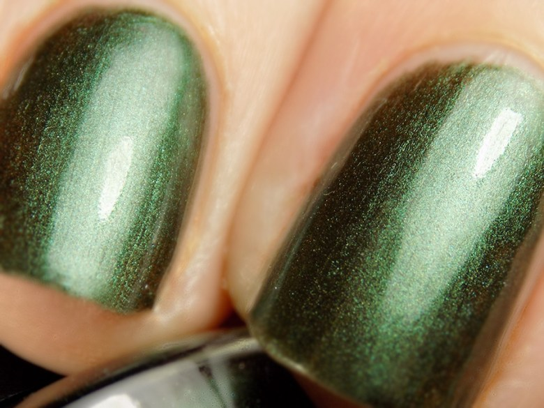 Joy and Polish Oh Kale Yeah - Macro Swatch