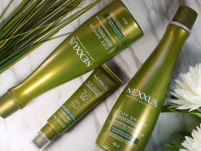 Nexxus City Shield Haircare Review