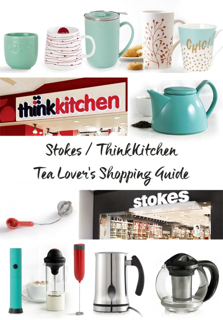 Stokes / Think Kitchen Buys For Tea Lovers - Tea & Nail Polish