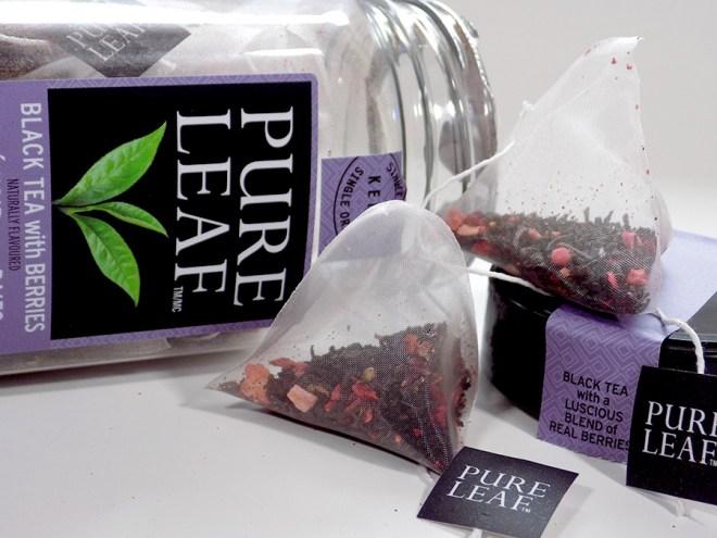 Pure Leaf Tea Review - Black Tea with Berries