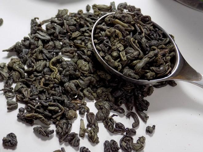 Pure Leaf Tea Review - Gunpowder Green Loose Tea Review
