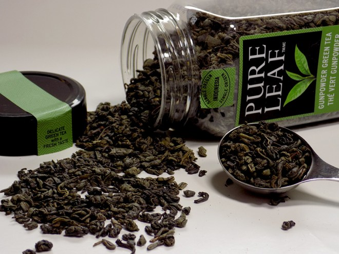 Pure Leaf Tea Review - Gunpowder Green Loose Tea Review