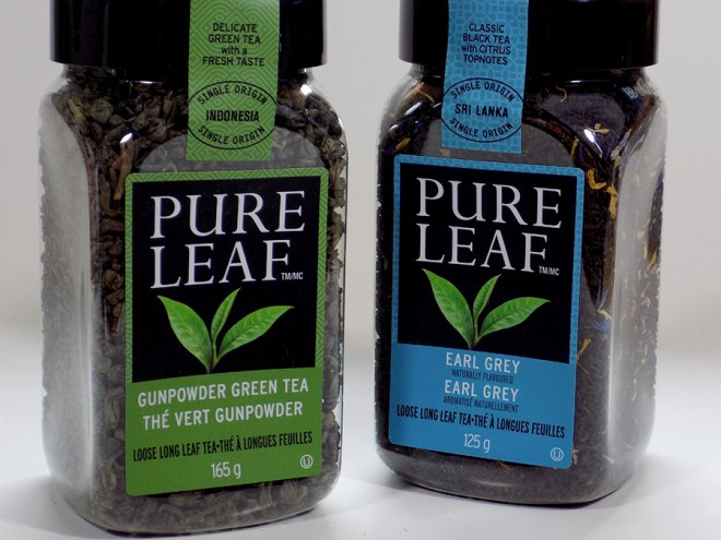 Pure Leaf Tea Review - Loose Teas