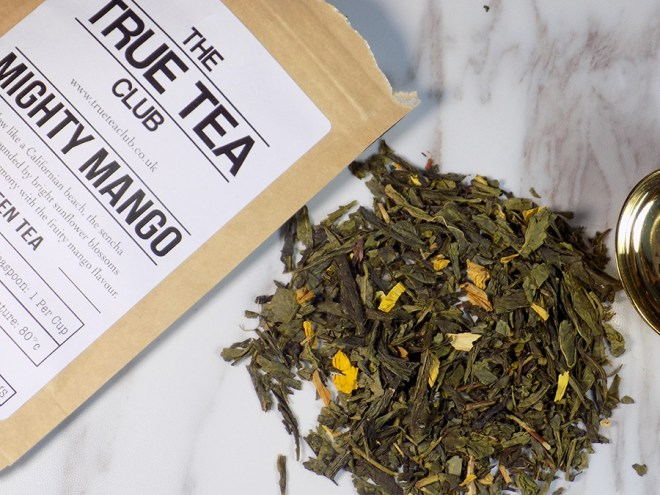 The True Tea Club Review Canada - Mighty Mango