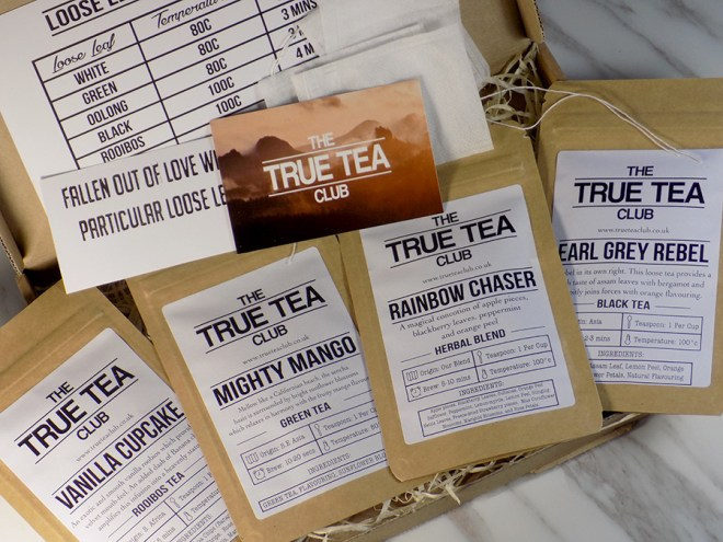 The True Tea Club Review Canada