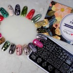 Born Pretty BP-L063 Nail Stamping Plate Swatch & Review