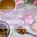 DAVIDsTEA Jasmine Creme Brulee Review (Macaron Collection)