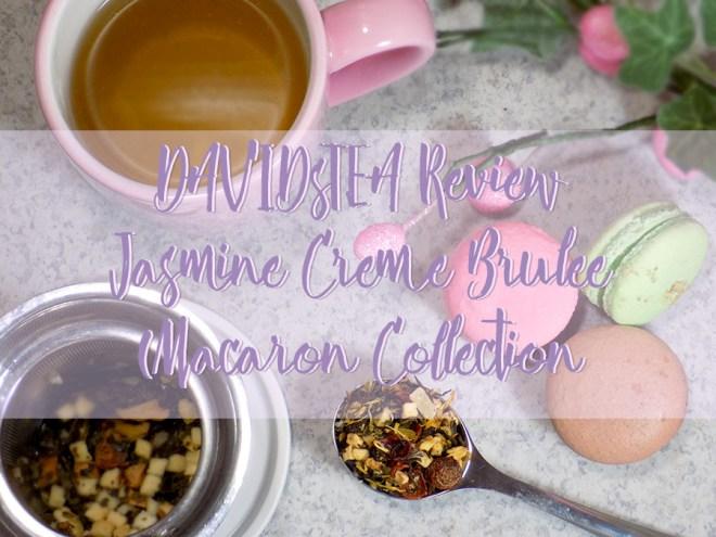 DavidsTea Jasmine Creme Brulee Tea Review 3