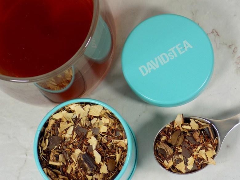 DavidsTea Mudslide Tea Review - 2017 Davids Tea Cocktail Collection Tea Reviews