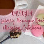 DavidsTea Raspberry Meringe Tea Review Header