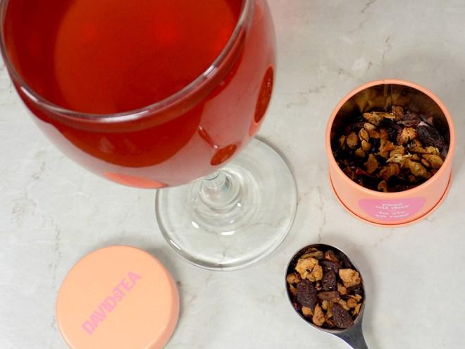 DavidsTea Rose All Day Tea Review - 2017 Davids Tea Cocktail Collection Tea Review 2