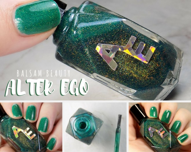 Alter Ego Balsam Beauty Swatch and Review Header