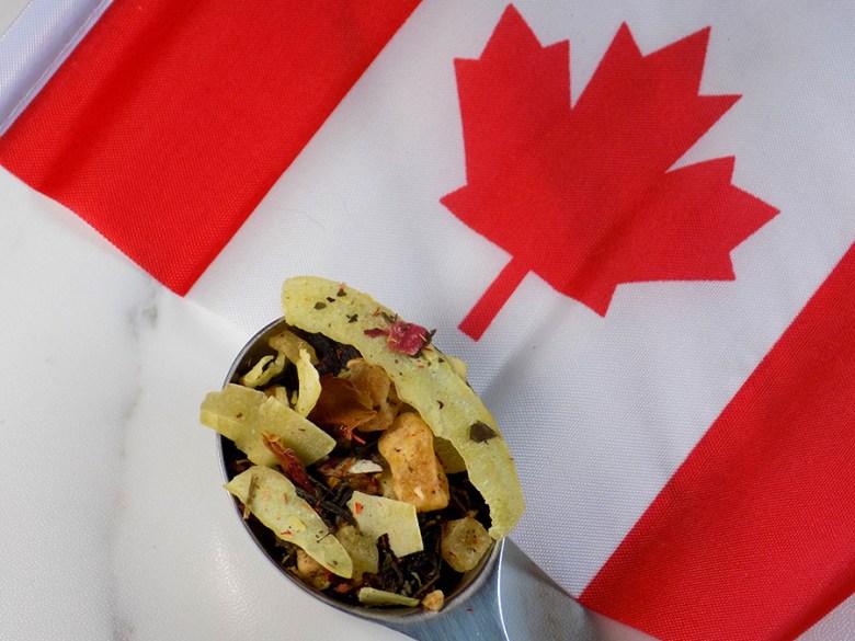 DAVIDSTEA Tea The North - Canada Day Special Tea - Limited Edition 2017 - Loose Leaf