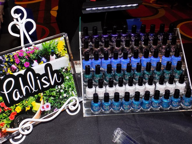 Pahlish at Indie Expo Canada