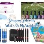 My Summer Shopping Wishlist