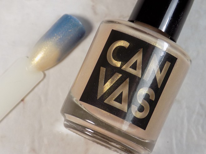 CANVAS Throwing Shade Bottle with Swatch
