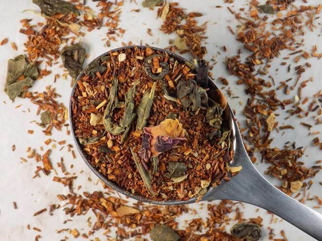 Pretty Tea Mystery Box Review - Energitea Loose Tea Review