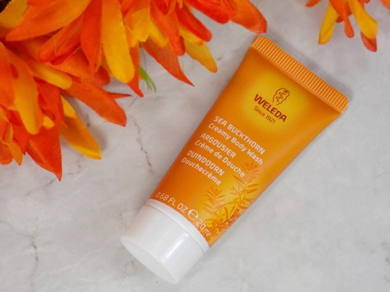 Weleda Mighty Essentials - Seabuckthorn Creamy Body Wash