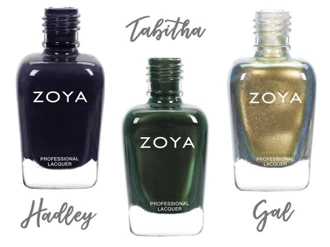 Zoya Sophisticates Hadley - Tabitha - Gal