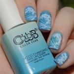 Color Club Extra Vert Mood Polish Swatches & Nail Art