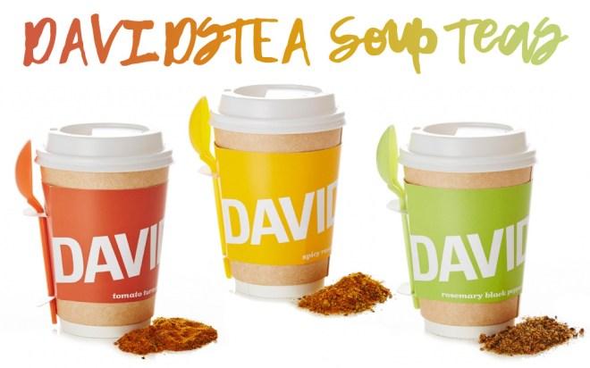 DAVIDsTEA Soup Teas - First Impressions