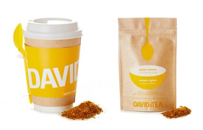 DAVIDsTEA Soup Teas Spicy Rasam