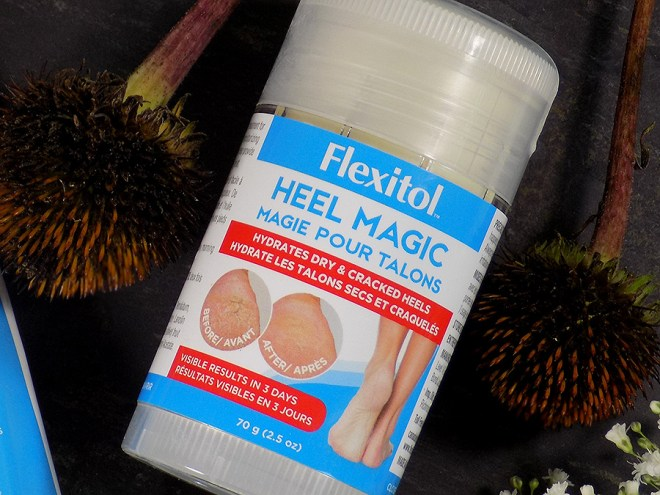 Flexitol Heel Magic Review Canada