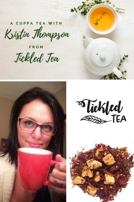 An Interview With Kristin Thompson From Tickled Tea
