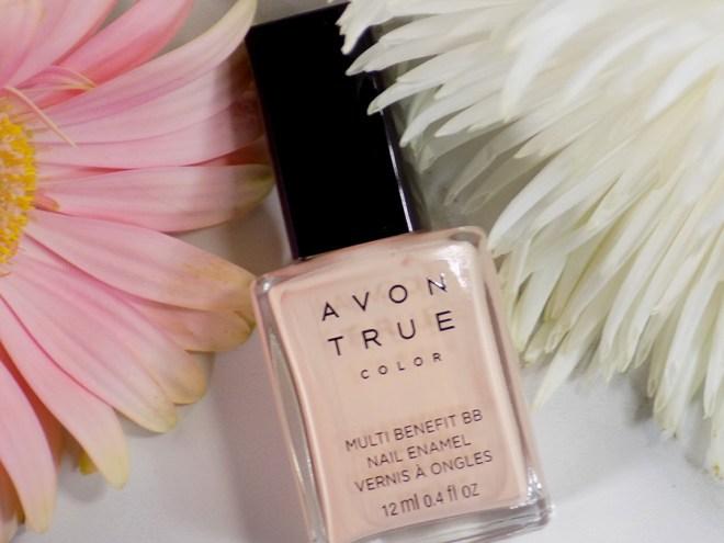 Avon A Box Fresh and Clean Fall 2017 - Avon BB Nail Polish in Perfect Pink