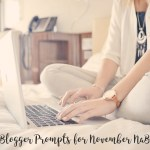 Beauty Blogger Blog Post Prompts for November NaBloPoMo