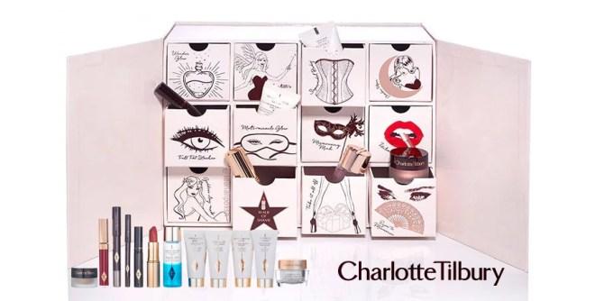 Charlotte Tilbury Advent Calendar 2017 - Naughty and Nice Magic Box