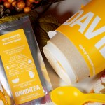 DAVIDsTEA Spicy Rasam Soup Tea Review - To Go Cup