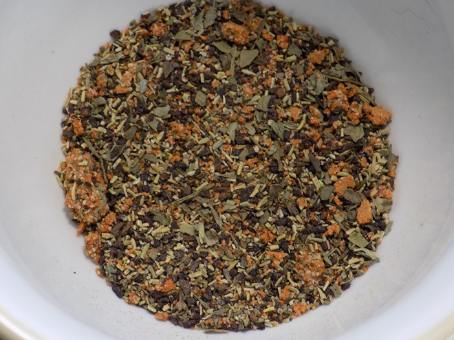 Davidstea Rosemary Black Pepper Soup Tea - Loose