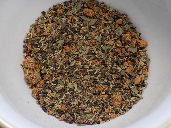 Davidstea Rosemary Black Pepper Soup Tea - Loose