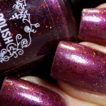 My Indie Polish Candi Swatches & Review