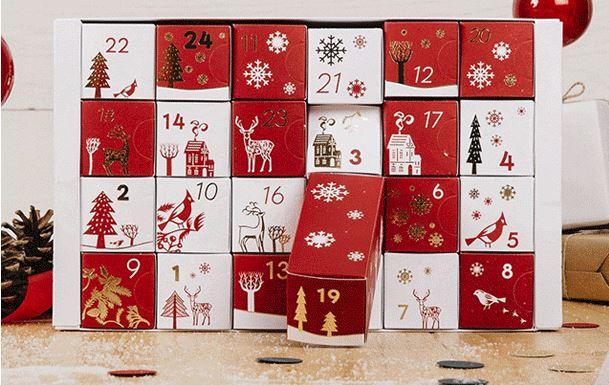 Yves Rocher Canada Advent Calendar