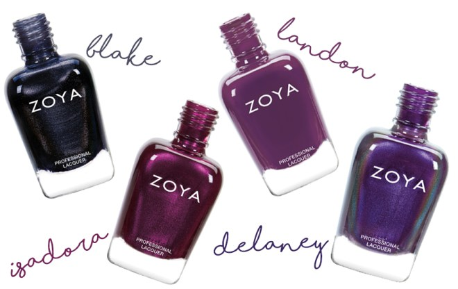 Zoya Party Girls - Blake - Isadora - Landon - Delaney