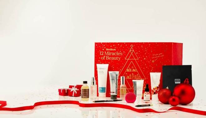 The Skinstore 12 Miracles of Beauty Advent Calendar