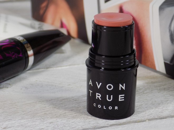 Avon Party Ready A Box - Be Blushed Cheek Color in Blushing Nude