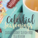 Celestial Seasonings Sugar Cookie Sleigh Ride Tea Review 2017