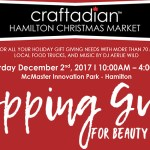 Craftadian Hamilton Christmas Market Shopping Guide 2017