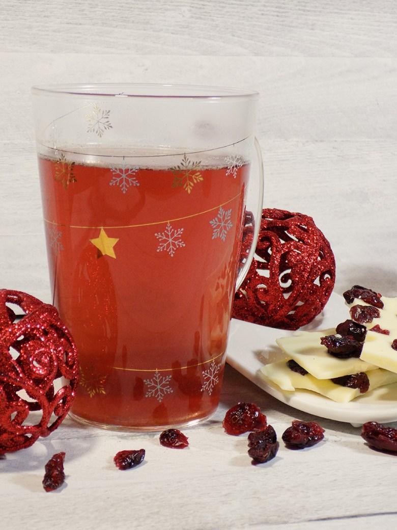 DAVIDsTEA White Cranberry Bark Tea Reviews