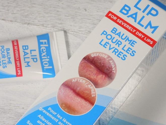 Flexitol Lip Balm Reviews - Packaging