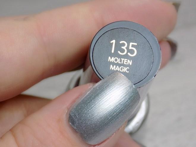 Revlon Molten Magic Swatches