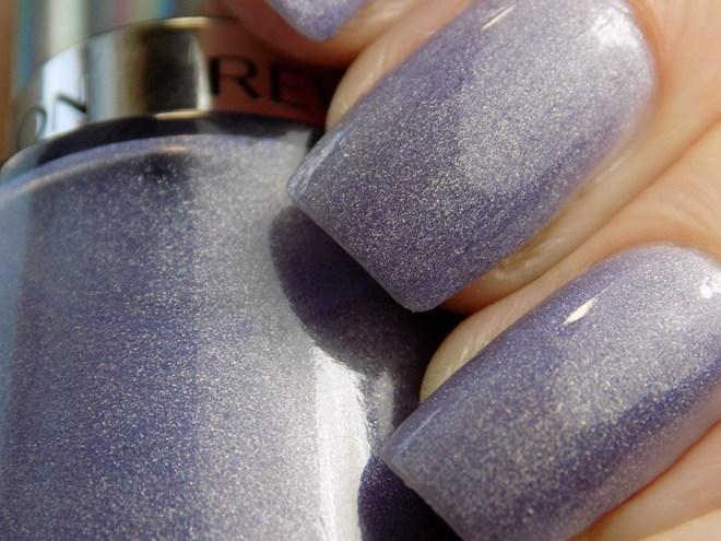 Revlon Unicornicopia HoloChrome Polishes Swatch in Indirect Light