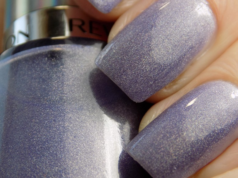 Revlon Unicornicopia HoloChrome Polishes Swatch in Indirect Light