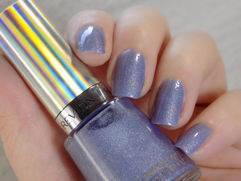 Revlon Unicornicopia HoloChrome Polishes Swatches in Indirect Light