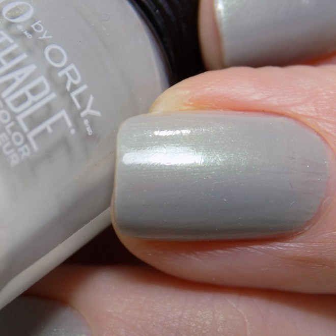 Quo by Orly Aloe Goodbye - Day 4