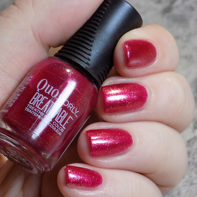 Quo by Orly Breathable Stronger Than Ever - Day 1